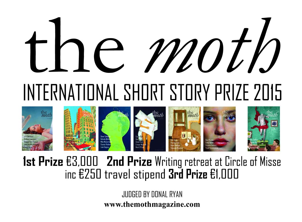 Short Story Prize logo