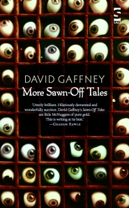 David Gaffney More Sawn Off Tales cover