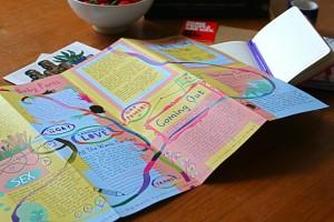 The Big Gay Writing Map