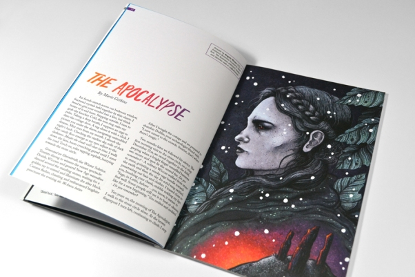 Firewords Issue 4 - Apocalypse