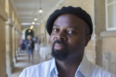 Photo by David Hartley/REX Shutterstock (3032799n) Novelist and poet Ben Okri The Woodstock Literary Festival, Blenheim Palace, Woodstock, Oxfordshire, Britain - 20 Sep 2013