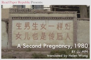 A Second Pregnancy-LuMin-HWang