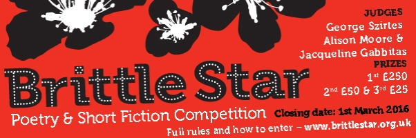 Brittle Star Writing Competition