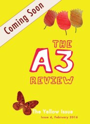 A3 Review Issue 4 Cover