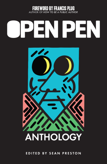 Open Pen Anthology cover
