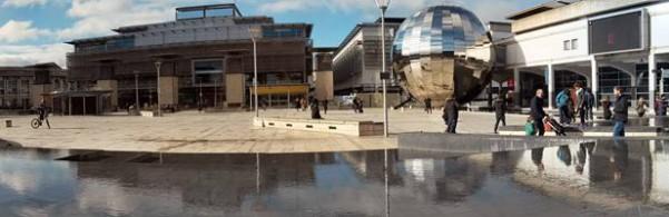 Bristol Millennium Square