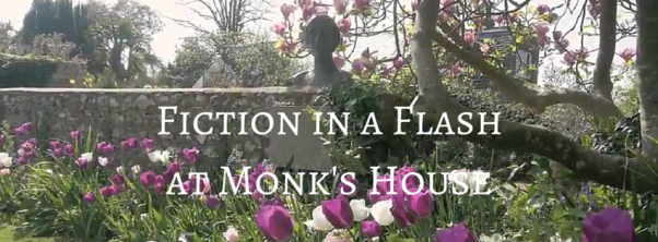 Fiction in a Flashat Monk's House (1)