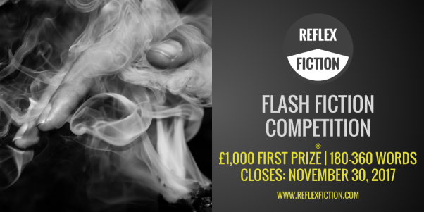 Reflex Fiction Winter 2017 Flash Fiction Contest