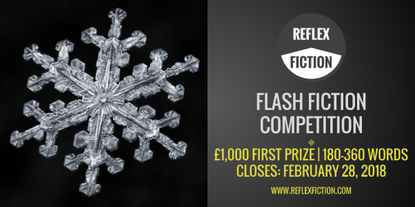 Reflex Fiction - Flash Fiction Competition - Winter 2017 Winners