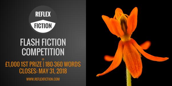 Summer 2018 - Reflex Fiction - Flash Fiction Competition - ShortStops