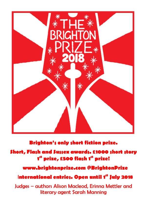 Brighton Prize Poster 18