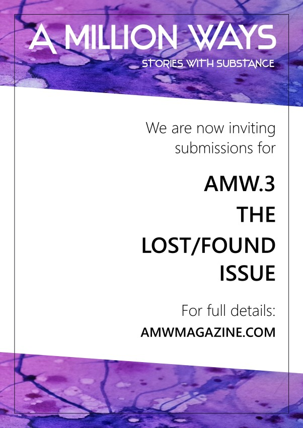 SUBMISSION GUIDE SPRING 2019 AMW.3 NEW VERSION