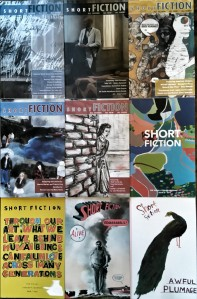 Short Fiction covers
