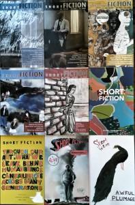 Short Fiction covers