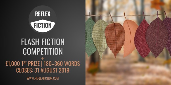 Autumn 2019 - Reflex Fiction - Flash Fiction Competition - shortstops