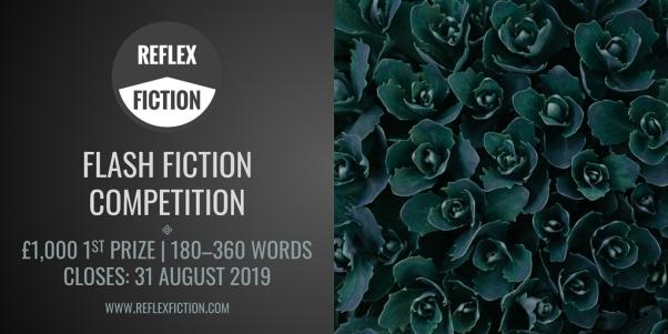 Reflex Fiction - Flash Fiction - Spring 2019 Winners - ShortStops
