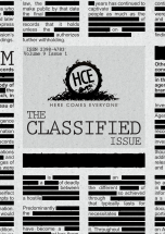 FRONT COVER Classified