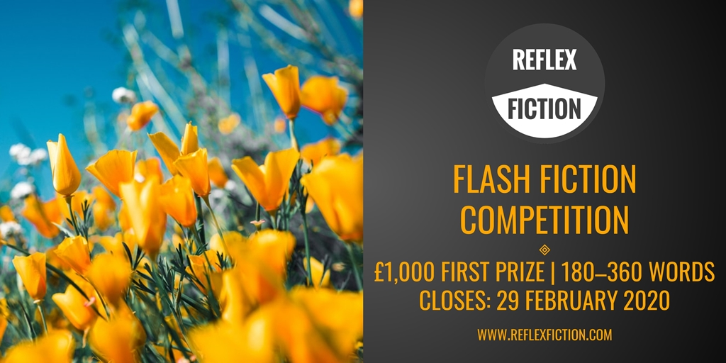 Spring 2020 - Reflex Fiction - Flash Fiction Competition shortstops Jan